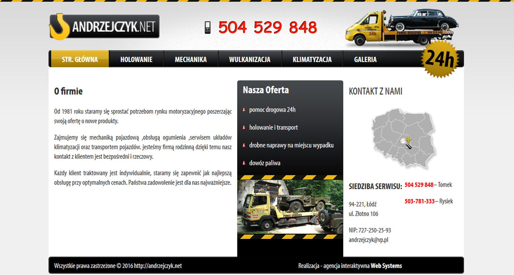 Andrzejczyk auto serwis
