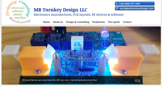 mb turnkey design